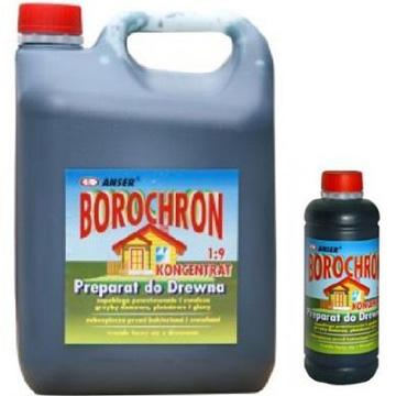 Пропитка-антисептик для дерева BOROCHRON