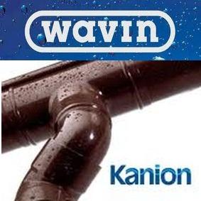 ПВХ водосточные системы WAVIN
